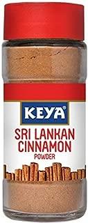 Keya spices mix| herbs |Indian masala| masalas Sri Lankan Cinnamon Powder, 50g