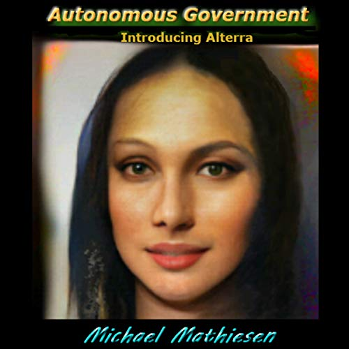 Autonomous Government audiobook cover art