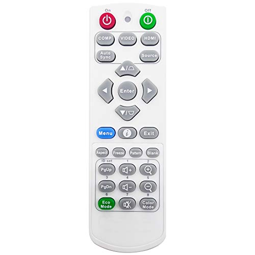 Brand New ELECTRON Top Quality General Universal Compatible Replacement Projector Remote Control Fit For SHARP DT-500 DT-5000 DT-510 Projector 199 Days Warranty