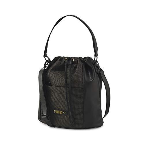PUMA 7740701 Bolso Prime para Mujer, Negro, Talla Única