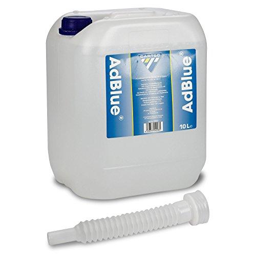 Cartec 9923 AdBlue Urée Pure pour Le Traitement des gaz d'échappement