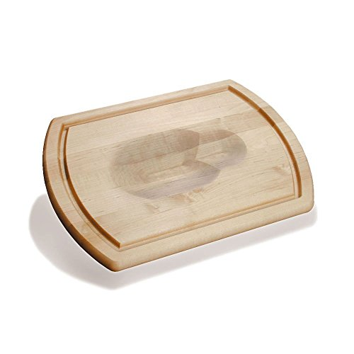 J.K. Adams Large Reversible Maple Carving Board