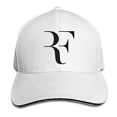 CUICAN - Gorra de béisbol unisex para hombre y mujer, diseño vintage - Blanco - talla única