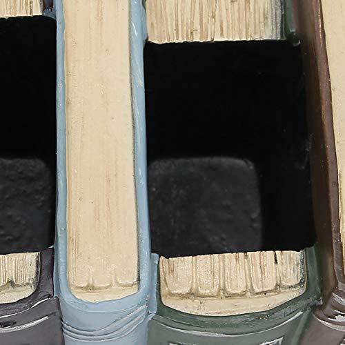 Hoseten Portalápices, Caja de Almacenamiento Creativa para lápices, Retro para Oficina en casa