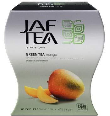 JAF TEA Grüner Tee - Mango - Karton