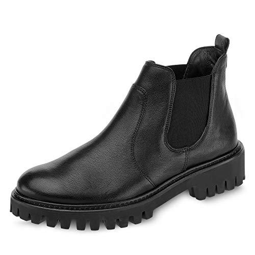 Paul Green Chelsea Boots Stiefelette schwarz 39