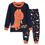 Ropa para niños y niñas, diseño de dibujos animados, pijamas, camisón, pantalones, conjunto de ropa para bebés, niños pequeños, b, 5 años
