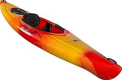 01.4051.1050 Old Town Heron 11XT Recreational Kayak (Sunrise, 11 Feet) by Old Town Canoes & Kayaks