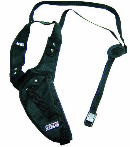 Swiss Arms Schulterholster vertikal aus Cordura, 201245