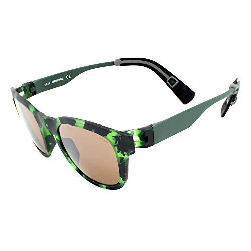 zero rh+ RH869S14 Gafas, VERDE, 50/23/140 Unisex Adulto