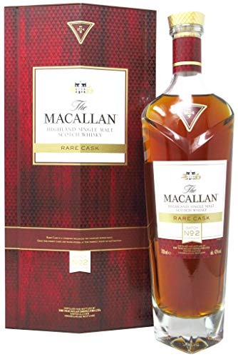 Macallan - Rare Cask Batch No. 2-2019 Release - Whisky