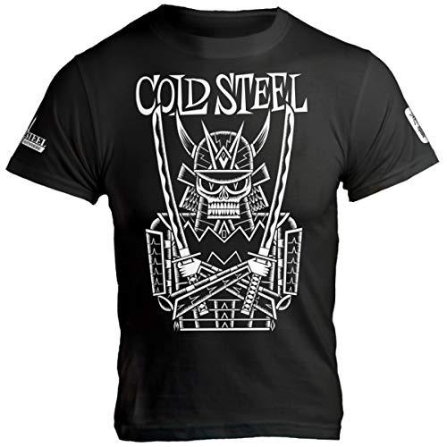 Cold Steel cstl1, Couteau de Poche – Mixte Adulte, Noir, Taille Unique
