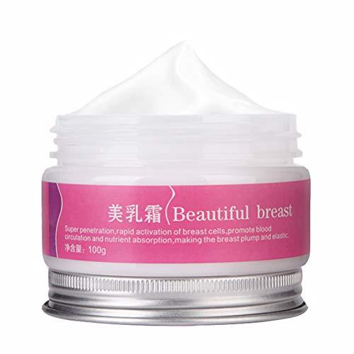 Einsgut Breast Firming Cream 100Ml Bruststraffende Creme Für Schöne Und Straffe Brüste Stärkt Das Bindegewebe Hebt Die Brüste An Burststraffung Ohne Op Reduziert Falten