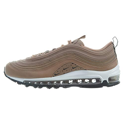 Nike Women's's W Air Max 97 Competition Running Shoes Multicolour (Wheat GoldTerra BlushBurgundy Crush 700) 4.5 UK