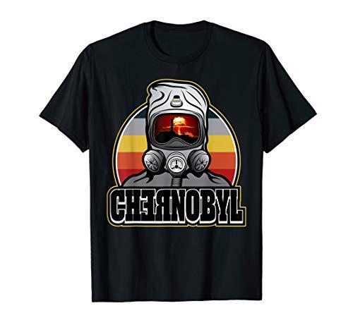 Jahrgang Tschernobyl 1986 Memorial Nuclular T-Shirt