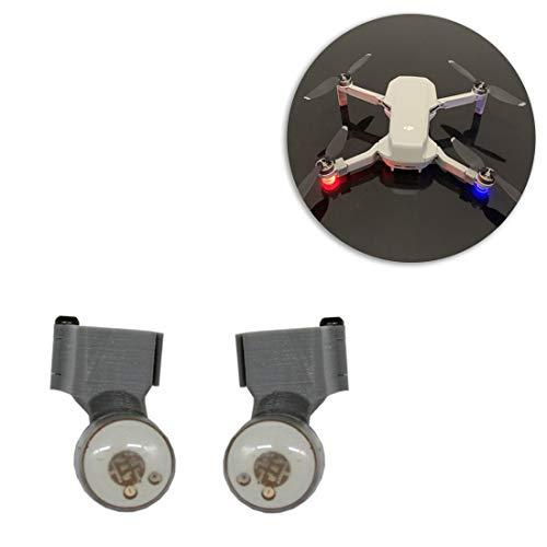 Ggoddess Mavic Mini Drone Drohne Blitz LED-Licht, Nachtflug LED-Lichtsignal Warnung Anti-Lost Searchlight für DJI Mavic Mini Drone