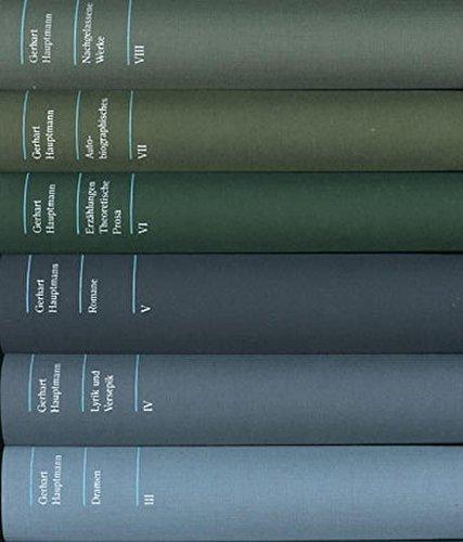 Sämtliche Werke (11 Bände)