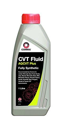 Comma AQCVTP1L Liquide synthétique de transmission à variation continue CVT 1 l