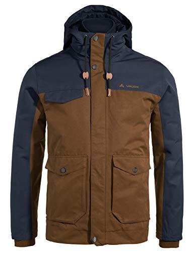 VAUDE Herren Manukau Jacket, braun(Umbra), XL