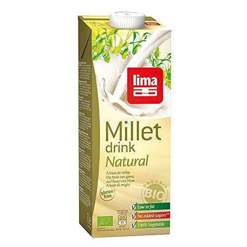 Bevanda miglio senza glutine BIO 1 L - LIMA