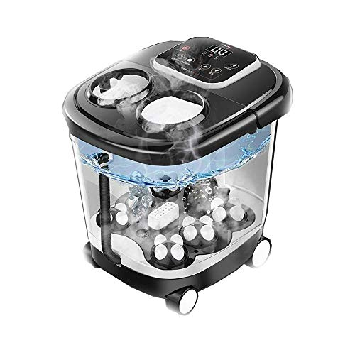 Amazing Deal KYL Foot Spa Bath Massager with Automatic Foot Massage Rollers and Temperature Control ...