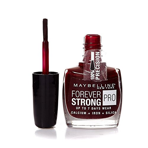 Vernis Forever Strong Super Stay 7 Days de Maybelline N°287 Rouge Couture