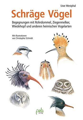 Schräge Vögel: Begegnungen mit Rohrdommel, Ziegenmelker, Wiedehopf und anderen heimischen Vogelarten