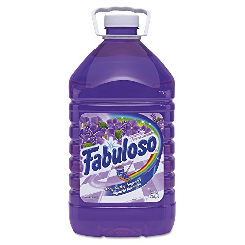 Fabuloso 53122 Multi-use Cleaner, Lavender Scent, 169 oz Bottle (Case of 3)