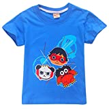 Ryans World YouTube Merch Ryan Toys Review Enfants T-shirts Hauts Tees