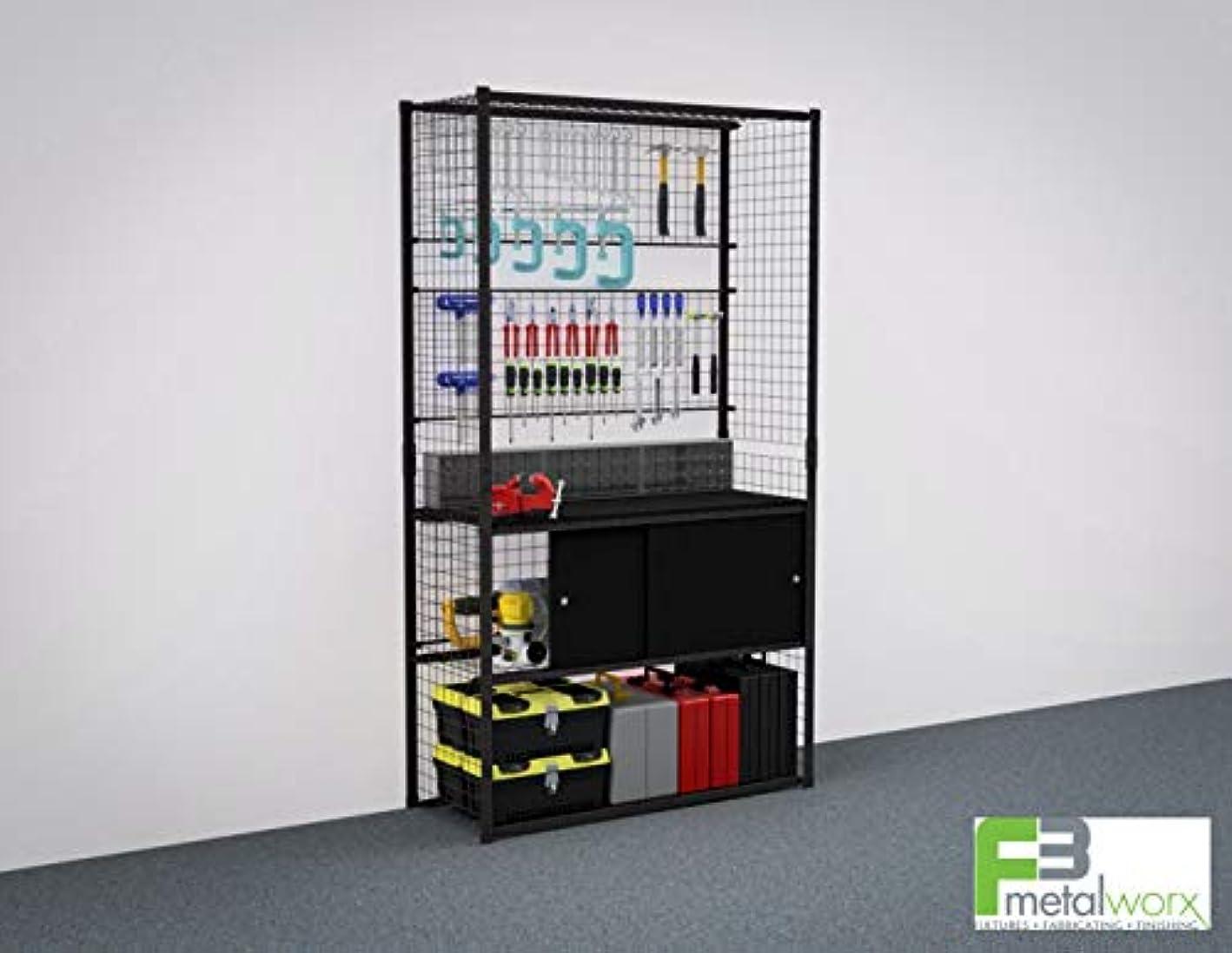 Flexworx Tooling Package, Garage Shelving, Home Organization, Tool Storage