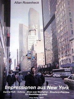 IMPRESSIONEN AUS NEW YORK - arrangiert für Blockflötenquartett [Noten / Sheetmusic] Komponist: ROSENHECK ALLAN