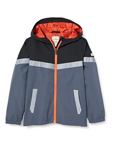 ESPRIT KIDS Jungen RQ4202403 Outdoor Jacket Jacke, Grau (Anthracite 290), (Herstellergröße: 128+)