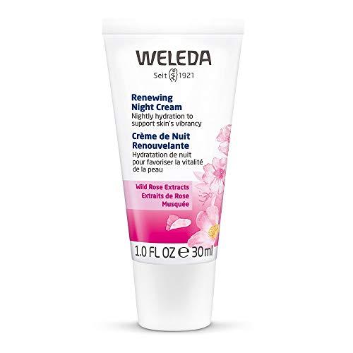 Weleda - Rose musquée - Crème de nuit lissante - 30 ml