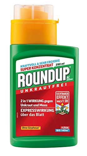 Roundup AC Unkrautvernichter Konzentrat, zum Sprühen ohne Glyphosat
