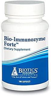 biotics research bio immunozyme forte