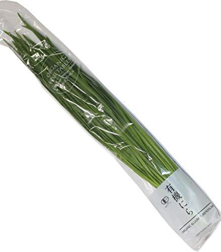 ムソーの安心野菜 有機にら 100g