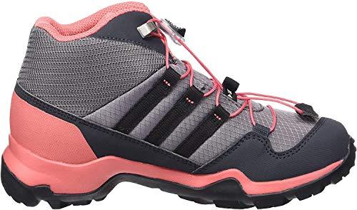 Adidas Unisex-Kinder Terrex Mid Gtx Wanderstiefel, Grau (Gritra/Negbas/Rostac), 38 EU