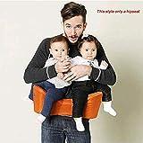 YYBD Portabebés Cinturón de gemelos Correas del taburete Bebé multifuncional tipo portador de bebé Taburete de cintura Antes del taburete...