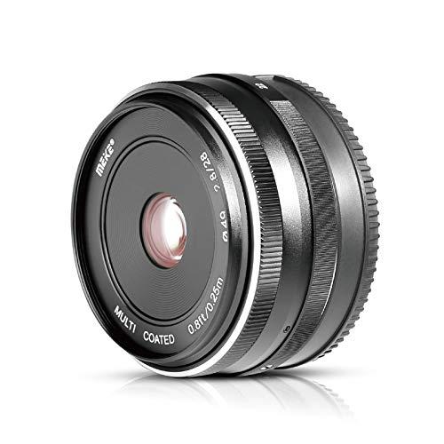 Meike MK-28mm messa a fuoco manuale fissa 28 mm f 2,8 per APS-C Sony fotocamera Mirrorles