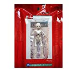 Re-Ment 2014 Pose Skeleton Woman Whole Body can Move rement 9cm