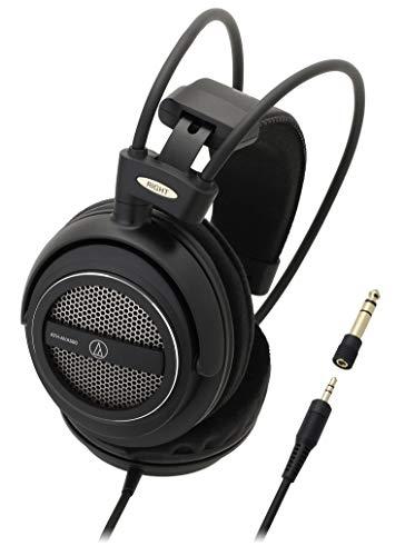 audio-technica エアーダイナミック オープン型ヘッドホン ATH-AVA500
