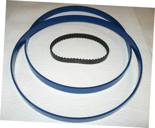 1 Set Replacement Band Saw and Drive Belt Compatible with Master