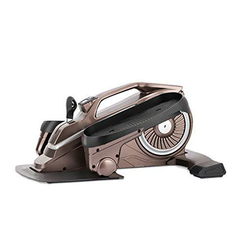 LYTBJ Onplugged Fitness Touw Stepper Mini 2-weg rotatie Stap Ultra-Silent kachelpijp Fitnessapparaat Trainingsapparaat Home Trainer Fitness Schokdempend systeem trekken