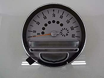 Morad Parts 07-10 Compatible with Mini Cooper Hard Top Compatible with Speedometer Compatible with Speedo MPH Gauge Cluster 9136196-01