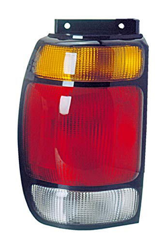 For Ford Explorer Outer Tail Light 1995 1996 1997 Driver Left Side Taillamp Replacement 1995 95 Ford Explorer Tail