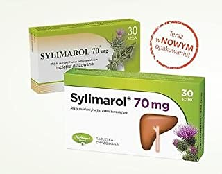 Sylimarol 70 Mg Food Suplement for Healthy Liver 30 Tabs Great Gift Fast Shipping