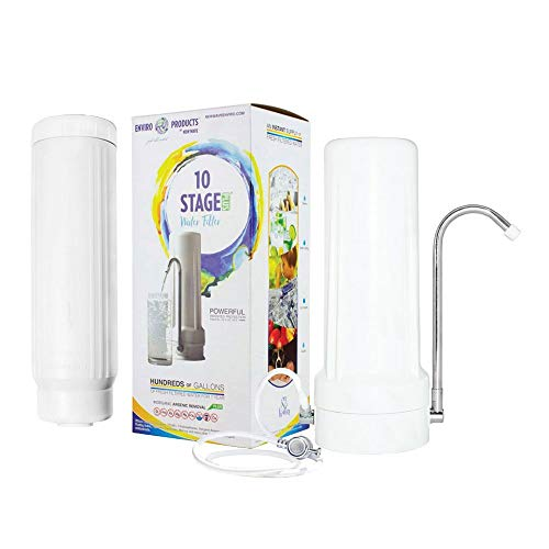 New Wave Enviro 10 Stage Plus Water Filter System