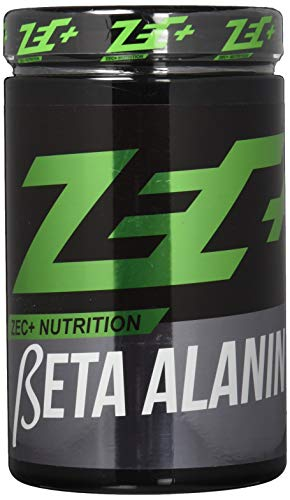 Zec+ Unflavored Beta Alanine Powder, 1 Stück