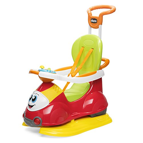 Chicco Move 'n Grow Monter Quattro, Rouge