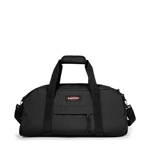 Eastpak STAND + Bolsa de viaje, 53 cm, 34 liters, Negro (Black)
